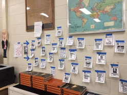 For students that finished any tasks early during this game/unit, these task cards kept them busy and engaged!